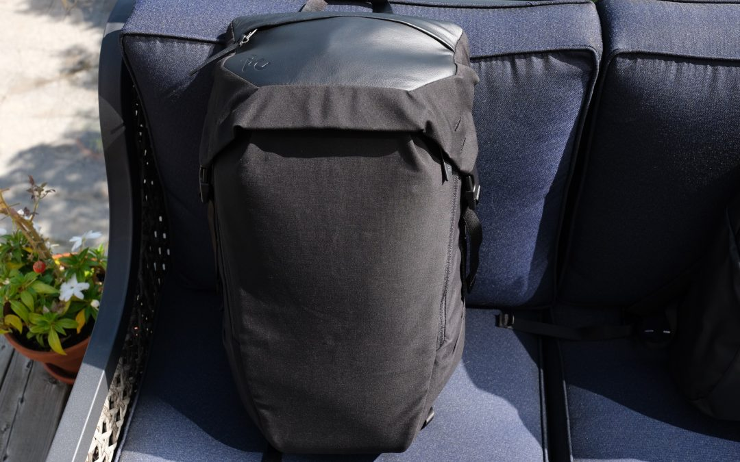 RYU's line of backpacks offer style and function for exploring the city or weekends away